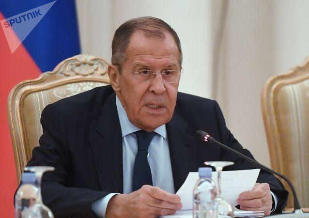 俄外长:俄罗斯愿与美国对话 但也将回应华盛顿的不友好举动