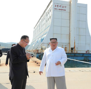 戰爭就是戰爭:金正恩視察朝鮮