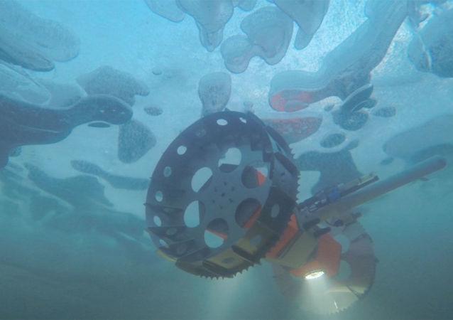 NASA将在南极测试用以寻找外星海洋生命的机器人