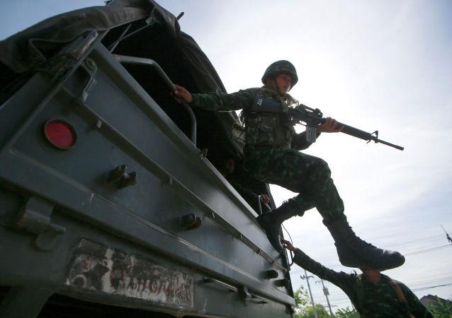 中國幫助泰國提升軍事實力