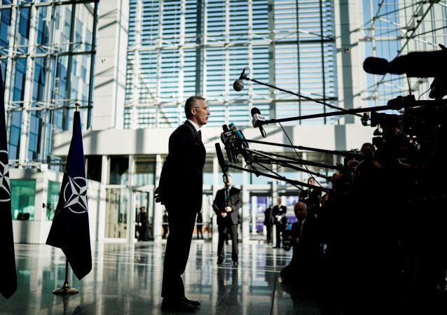 北约秘书长:北约没有建立北约-中国理事会的计划