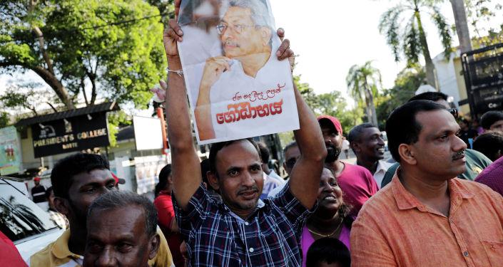 專家:中國在斯里蘭卡的地位不可動搖