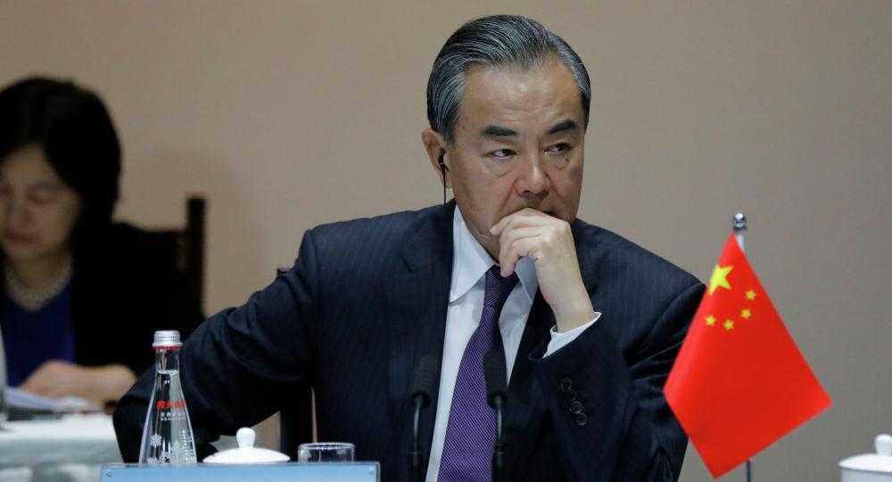 中國試圖成為日韓克服貿易摩擦的斡旋者