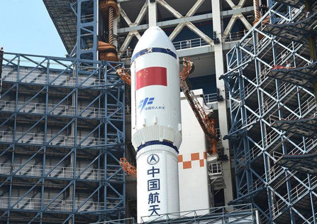 中美太空领域角逐加剧
