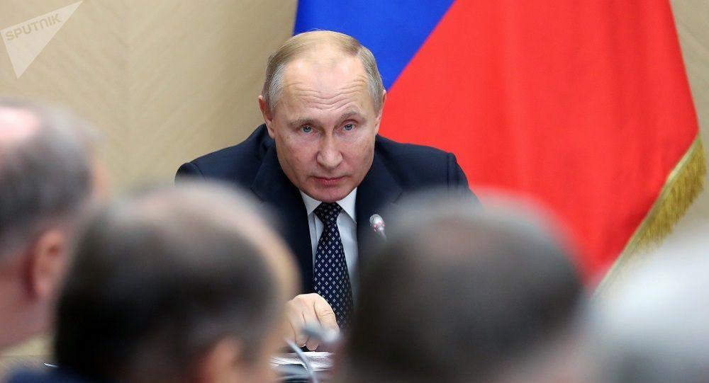 普京总统就2030年俄罗斯国防工业任务问题作出重要指示