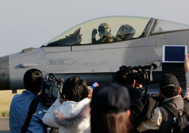台湾是否将成立F-16V战斗机技术服务中心?