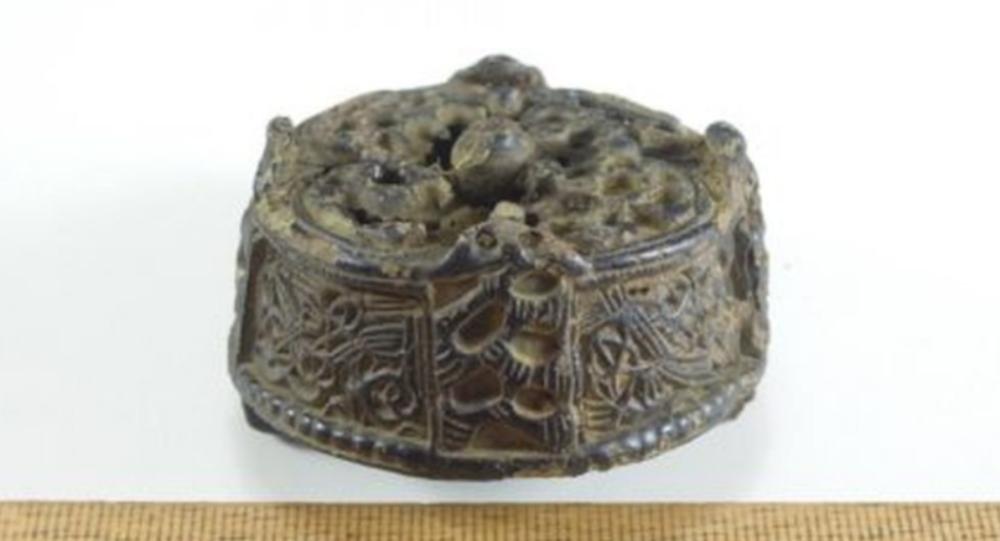 愛沙尼亞發現千年前維京人的手工藝品