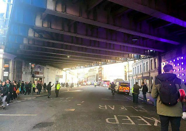 英国警方:伦敦桥袭击事件五名伤者中的两名已死亡