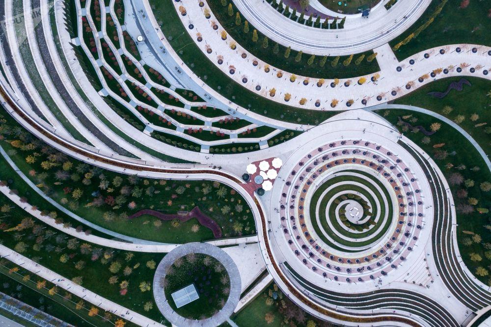 克拉斯諾達爾的加利茨基公園