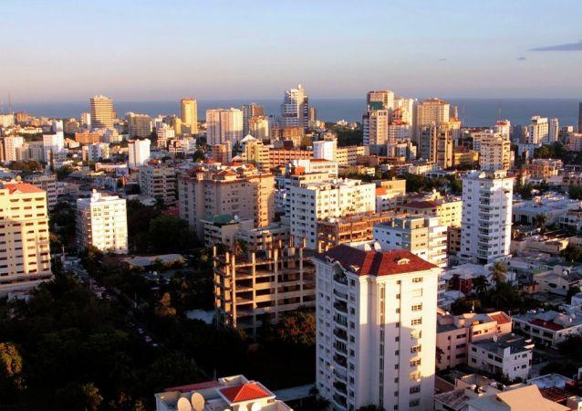 多米尼加共和国首都圣多明各