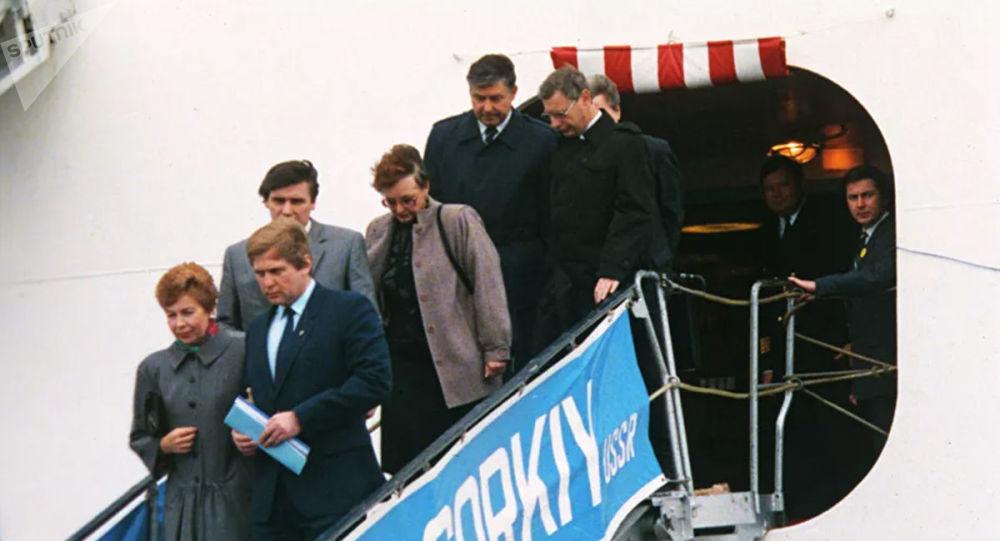 冷戰結束:30年前美蘇在馬耳他舉行過峰會