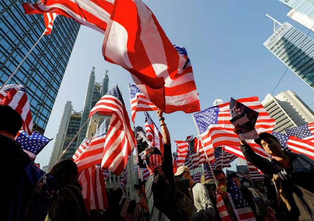 中國外交部:中國決定對美國多個非政府組織實施制裁