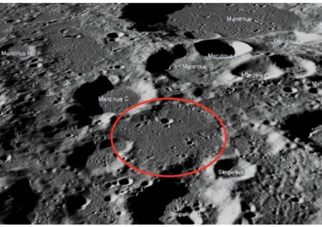 NASA發佈墜毀在月球的印度「維克拉姆」號著陸器照片