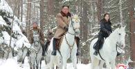 一起騎馬:國家元首夫人—騎馬愛好者