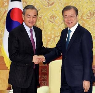首爾希望北京幫助解決圍繞朝鮮的問題