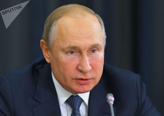 普京評論國際反興奮劑機構剝奪俄羅斯權利的決定