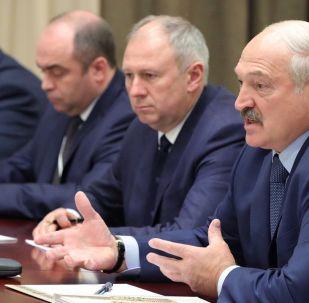 白俄总统:俄白一体化需要平等条件