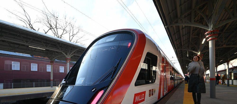 莫斯科中央直徑線每晝夜客運量達到55萬人