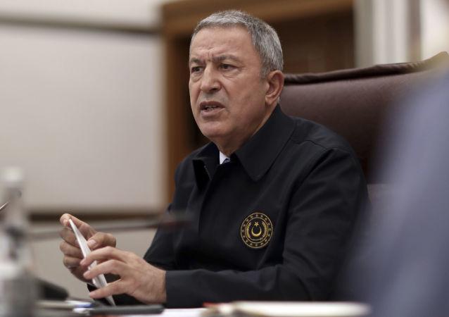 土防长:美国应当以土耳其不会放弃S-400系统为出发点来处理两国关系