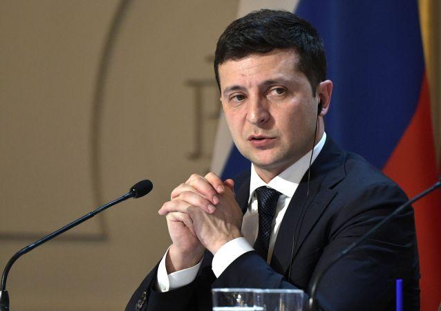 烏克蘭總統與普京會晤中意識到對話已啓動 烏俄可達成共識