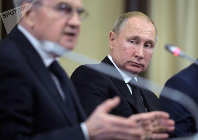 普京:認識和理解憲法是一個持續不斷的過程