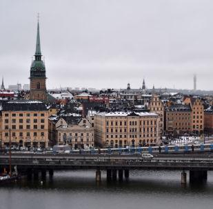 瑞典首都斯德哥爾摩