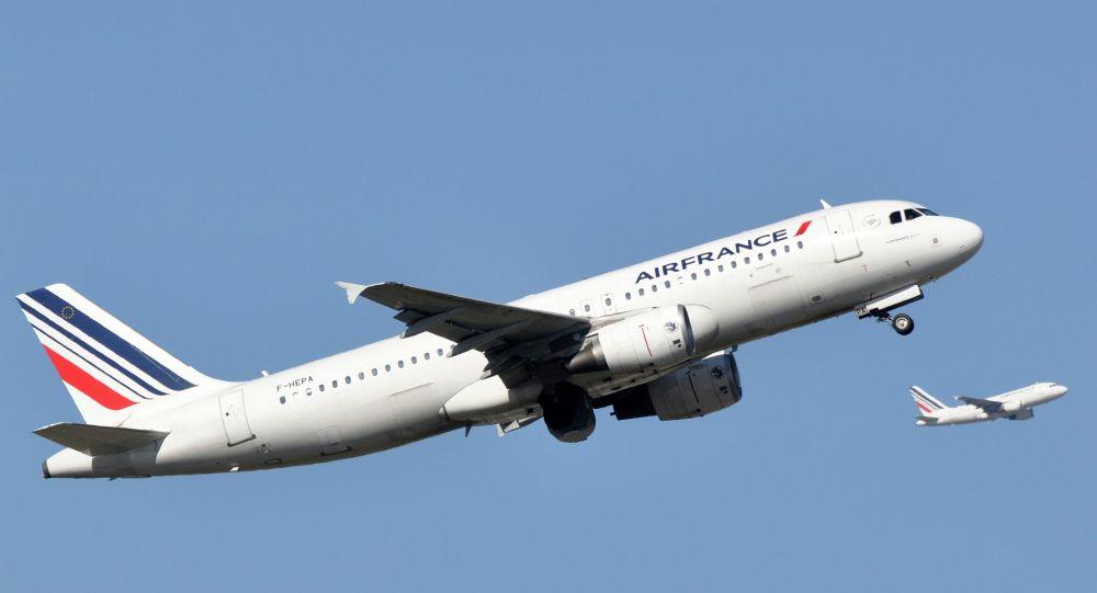 空客A320飞机